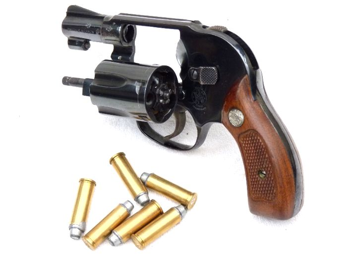 dating a smith and wesson revolver by serial number